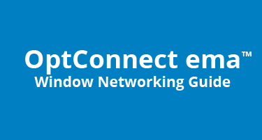 Ema Window Networking Guide