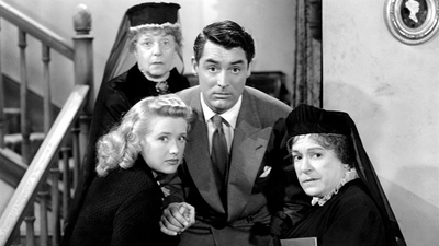 ARSENIC AND OLD LACE image