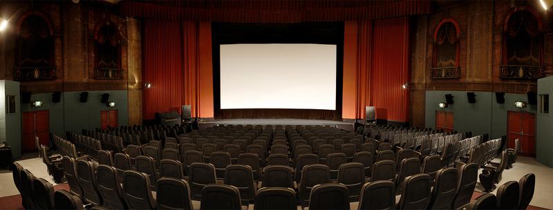 Large Theatre Pan Image