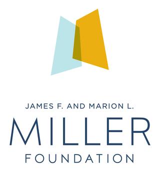 Miller Foundation 2017 logo