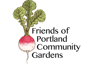 Friends of community gardens