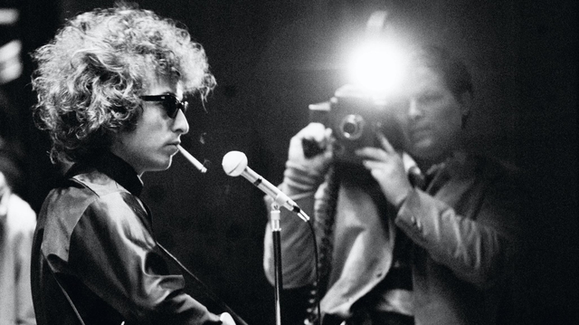 Pennebaker and Dylan