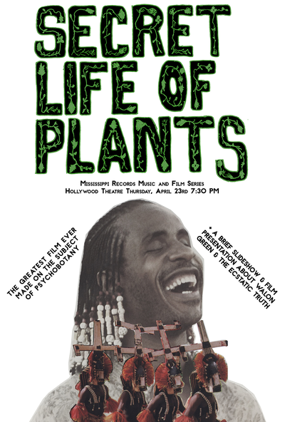 Secret Life of Plants poster