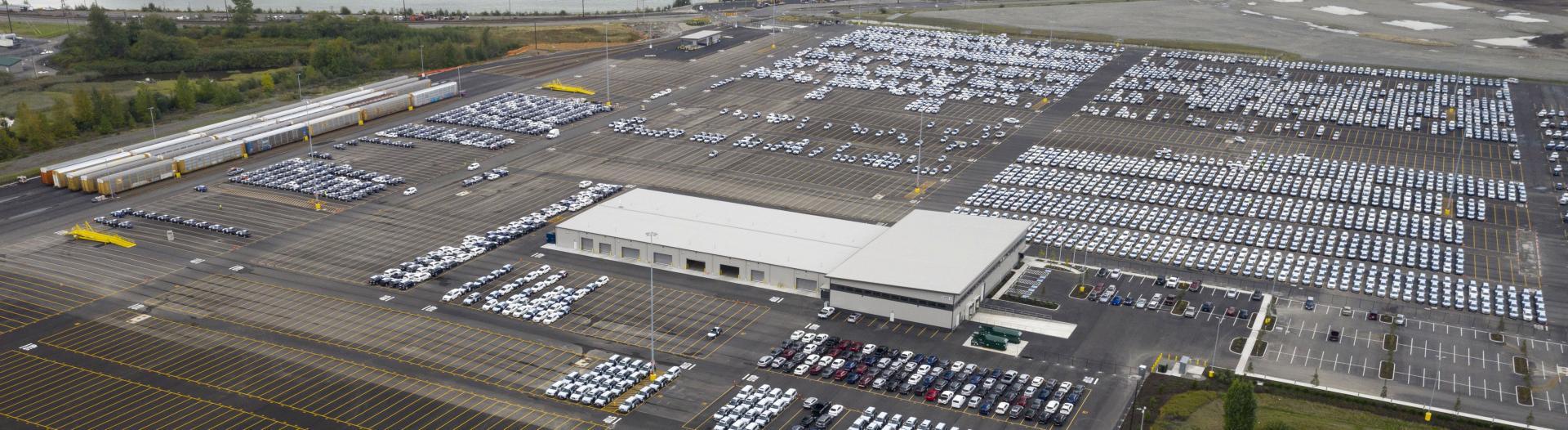 Taylor Way auto Facility