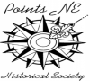 Logo for the Points Northeast Historical Society