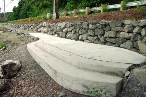 The Dick Gilmur Kayak Launch