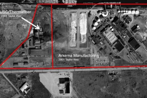 USG Site Map