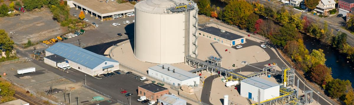 The Yanke Gas facility