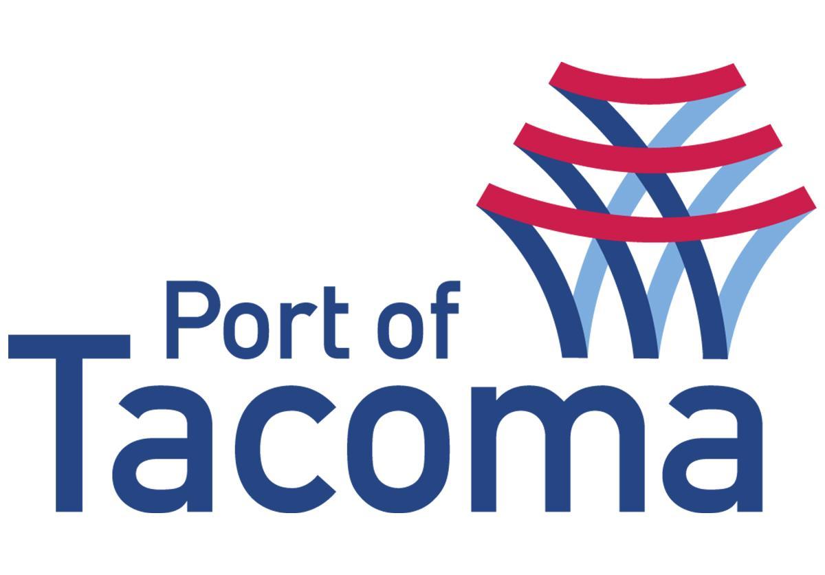 logo of port of tacoma
