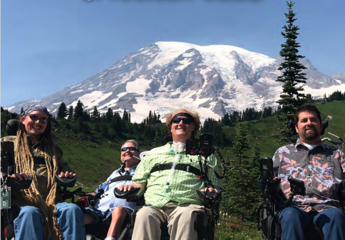 Cover of the Accessible Tourism Vacation Planner