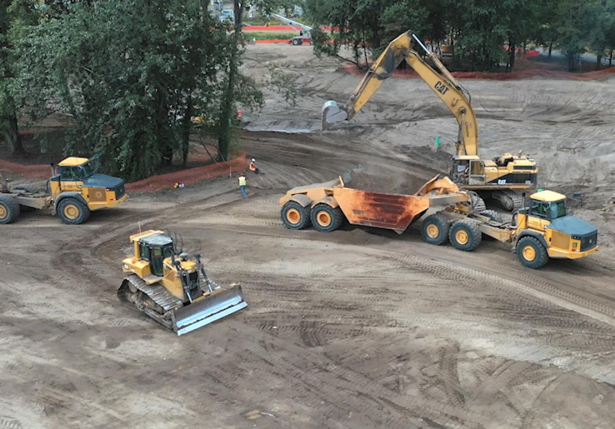 Lower Wapato Creek Habitat Project