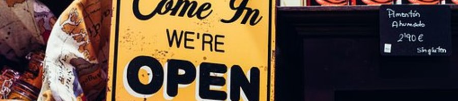 Wide 4 reasons for open source