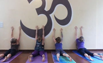 200 hours YTTC by Yoga Vedanta in Rishikesh India