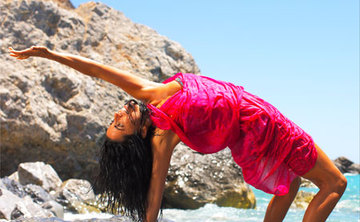 """Women's """"From the Body to the Spirit"""" Yoga and Body Soul Movement Retreat in South Italy"""
