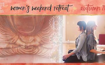 Women's Weekend Retreat: Autumn Renew & Refresh