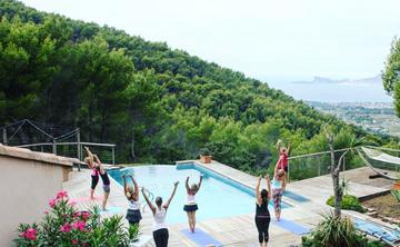 Nutrition and Yoga Retreat