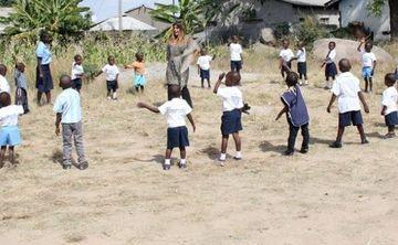 Yoga and Dance – Qoya in Zimbabwe