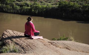 Red Rock yoga Retreat in Moab, Utah