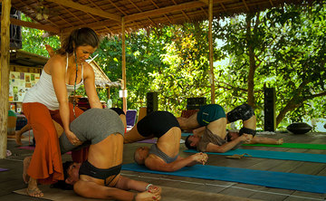 TANTRIC YOGA TEACHER TRAINING