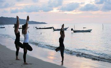 Thailand Art of Adventure Exploration & Culture Yoga Retreat