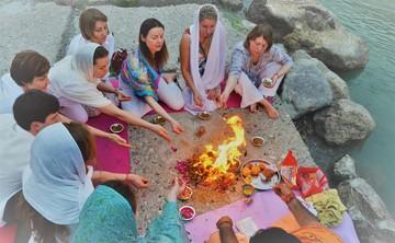 300 Hour Yoga Therapy Teacher Training in Rishikesh, India
