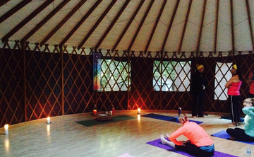 Summer Solstice Yoga Retreat with Wine Tasting: June 19-21, 2015