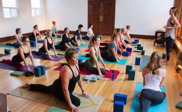 Yoga Sequencing Workshop: A 50 Hour Module offered to Yoga Teachers