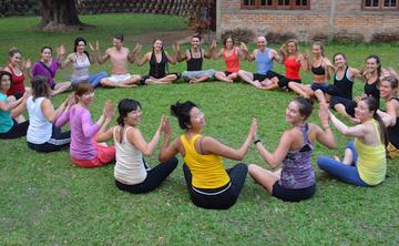 200 Hr Yoga Teacher Training Bali