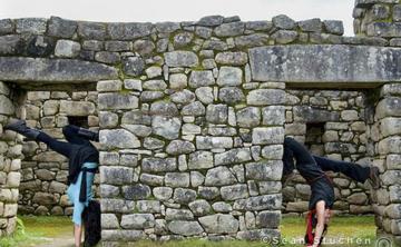 Journey to the Center : A Mystical Yoga Adventure Retreat in Peru