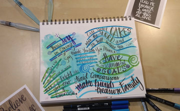 Brush Marker Tips and Tricks -3 spots left- Oct 7th 4pm