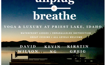 Unplug & Breathe