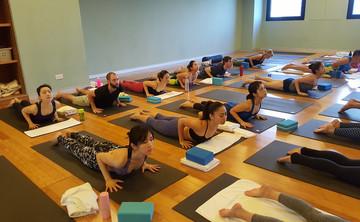 Yoga teacher training in Rishikesh at Yoga Trainers India School