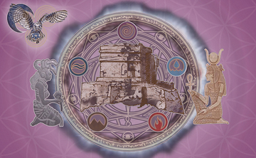 The 4 Pillars of the Warrior Priestess Path