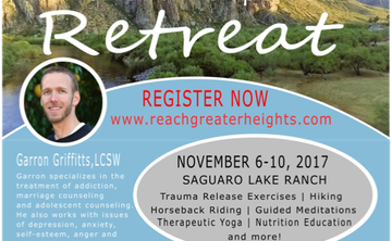 Reach Greater Heights: Women's Therapeutic Retreat