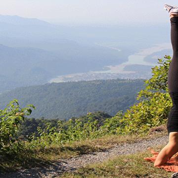 Vishwa Shanti Yoga School Rishikesh