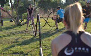 Fitness & Wellness Escape