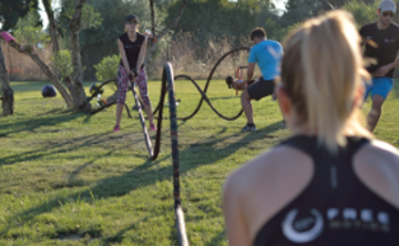 Power Fitness & Excursions Retreat