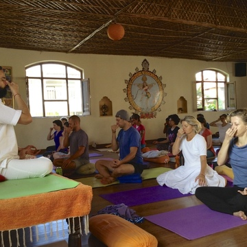 Meditation: A Hatha-Raja Teacher Training