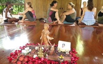 Sacred Succulence Feminine Yoga Retreat