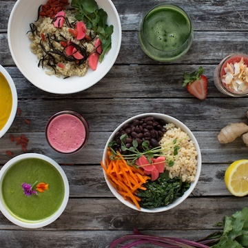 Personal Chef: Organic Meal