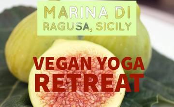 Vegan Yoga Retreat in Beautiful Sicily