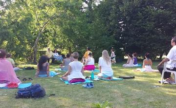 Summer Soul - Awaken Your Spiritual Heart Retreat through creativity and touch