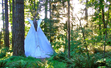 Back to Nature Women's Yoga and Hiking Retreat in Oregon