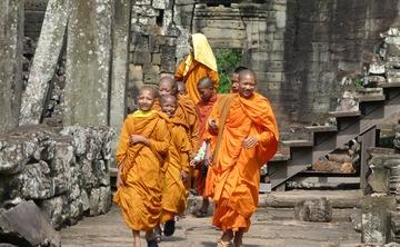 Secrets of Cambodia