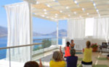Wellness Playground: A Unique Fitness Experience in Greece with Anastasia and Laura