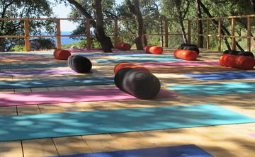 Luxury Greek Island Yoga Retreat, June 2016