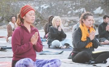 7 Days Beginners Yoga Retreat in Rishikesh India