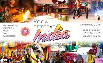 Journey to India