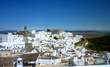 Relax, Reset and Rejoice ! Yoga Holiday week in the heart of Vejer de la Frontera, in Spain