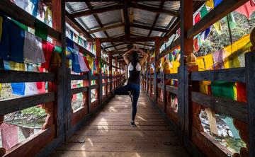 Soul of the Sacred Yoga Retreat in Bhutan